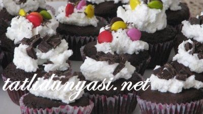Çikolatalı Cup Kek