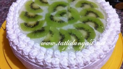Kivili Yaş Pasta