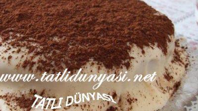 Muzlu Tiramisu