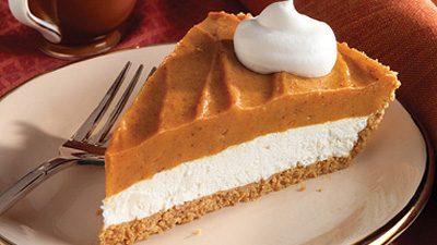 Balkabaklı Pasta