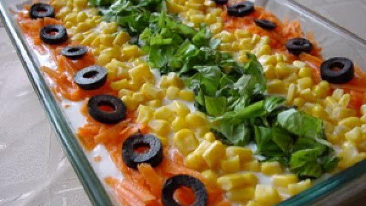 Fındıklı Yoğurtlu Patates Salatası