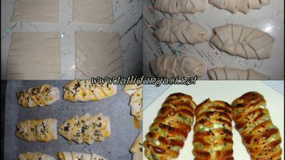Örgü Milföy Böreği