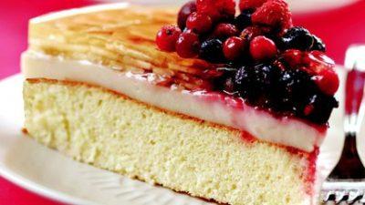 Frenk Üzümlü Pasta