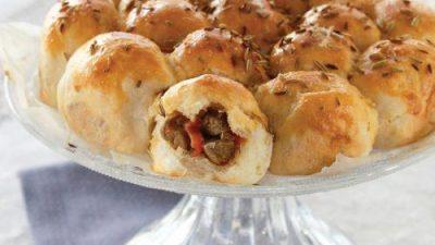 Etli Lokma Böreği