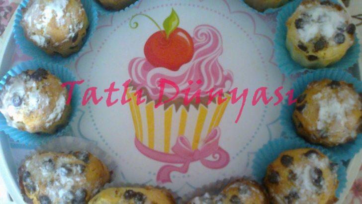 Limonlu Muffin