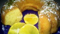 Portakallı Pratik Kek