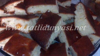 Kayısılı Üzümlü Kek