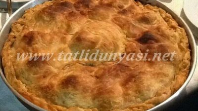 Tatar Böreği Göbete