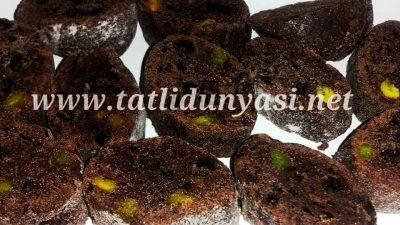 Çikolata ve Antep Fıstıklı Biscotti