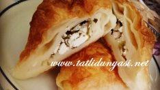 Klasik Peynirli Börek