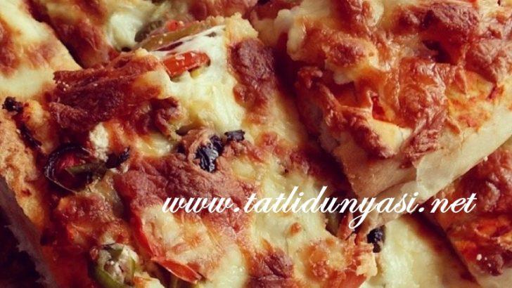 Mayalı Pizza