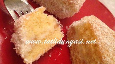 Muzlu Sütlü Porsiyon Kek