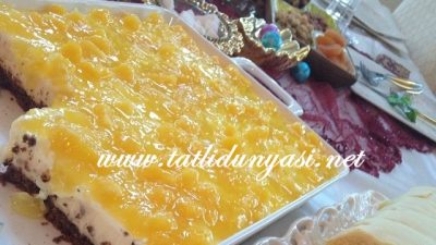 Portakal Soslu Tatlı