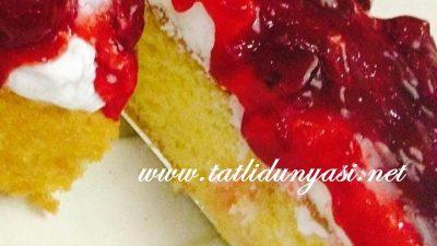 Vişneli Ağlayan Pasta