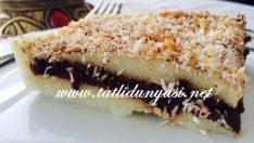 Kakaolu Bisküvili İrmik Tatlısı