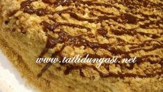 Ballı Pasta (Medovi tort) Rus Pastası
