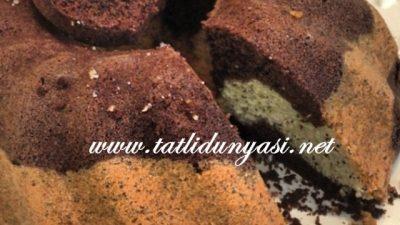 Kakaolu Haşhaşlı Kek