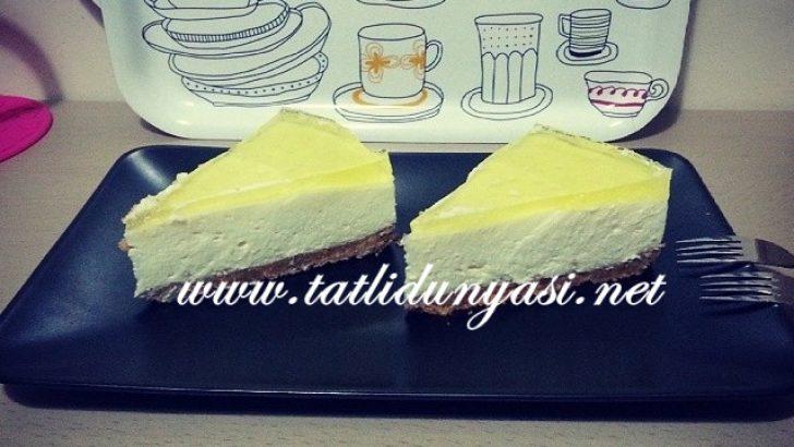 Limonlu Cheesecake (Pratik)