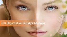 Cildiniz için Papatya Maskesi