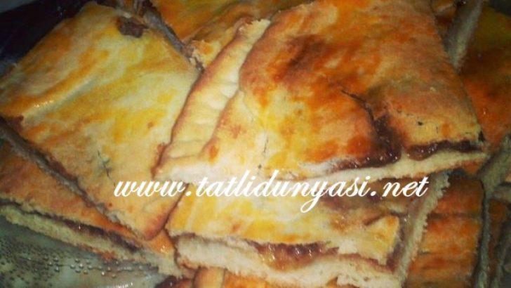 Tahin Helvalı Muzlu Çörek