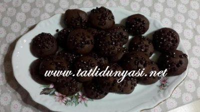 Kakaolu Brownie Kurabiye