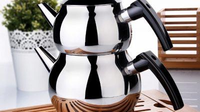 Çaydanlık Nasıl Parlatılır, Kireçi Nasıl Temizlenir.