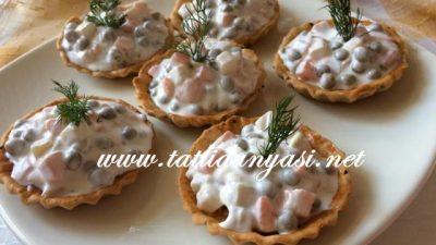 Salatalık Çanaklar