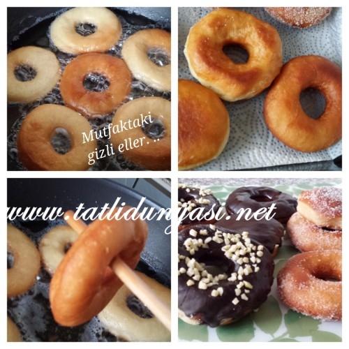 donut tatlısı
