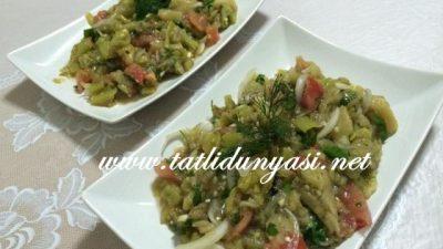 Herse (Patlıcan Salatası)