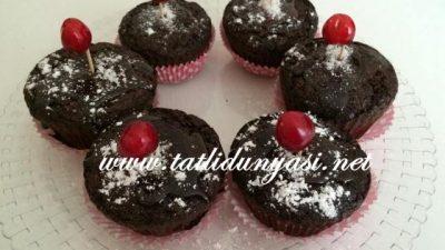 Şokellalı Muffin