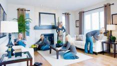 Evde Hangi Odayı Temizlerken Kaç Kalori Yaktığınızı Biliyor musunuz?