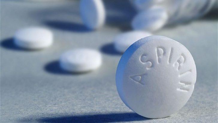 Aspirinin Kullanıldığı 7 Farklı Alan