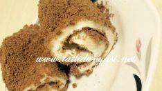 Kakao Bisküvili Rulo