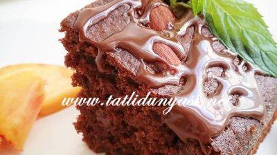 Kakaolu Leziz Kek
