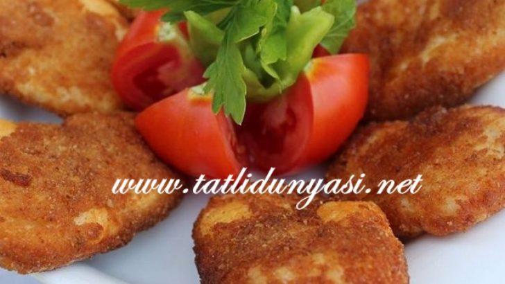 Hellim Peyniri Kızartması