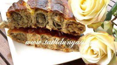Kızarmış Haşhaşlı Cevizli Çörek