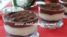 Çikolatalı Tiramisu