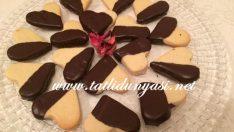Çikolatalı yada Şeker Hamurlu Kurabiye