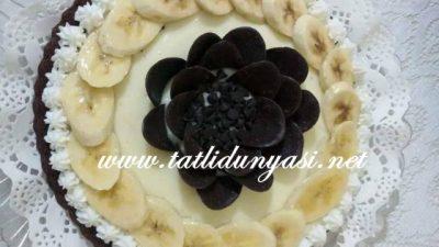 Muzlu Tart Kek