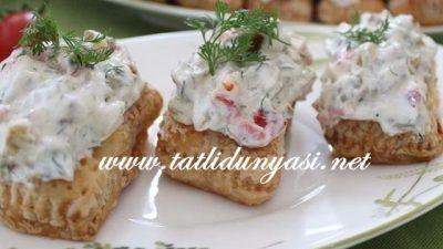 Labneli Salata