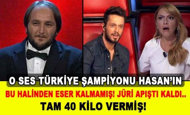 O Ses Türkiye Şampiyonu Hasan'ın Son Hali Jüriyi Şok Etti!