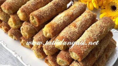 Sebzeli Çin Böreği