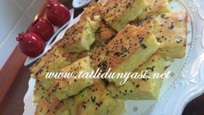 Yufkasız Patates Böreği