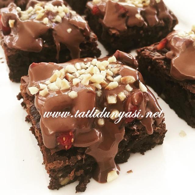 cikolata-soslu-browni-tarifi