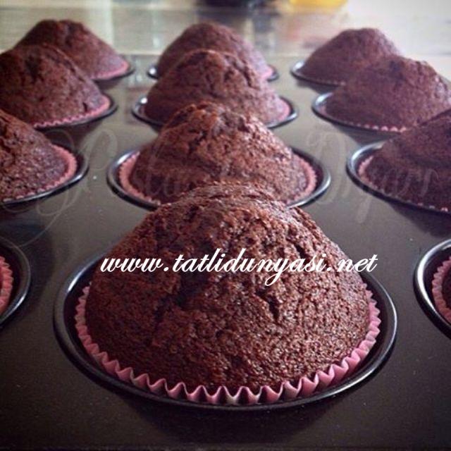 cikolatali-muffinler-tarifi