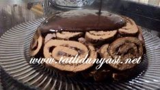 Şarlot Pasta (Dankek Pasta)