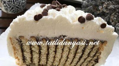 Bisküvili Yaş Pasta