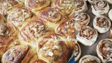 Cevizli Haşhaşlı Çörek