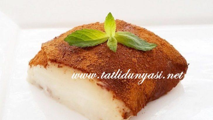 Nefis Kazandibi Tarifi
