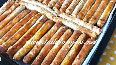 Kıymalı Börek Tarifi